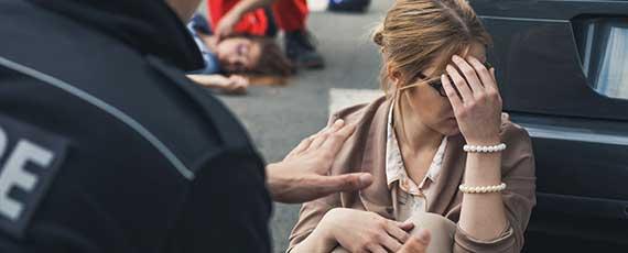 Psychische Erste Hilfe und Notfallbegleitung durch Psychologen bei Unfällen, Großschadensereignissen und anderen Extremsituationen