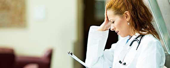 Krisen im Krankenhaus