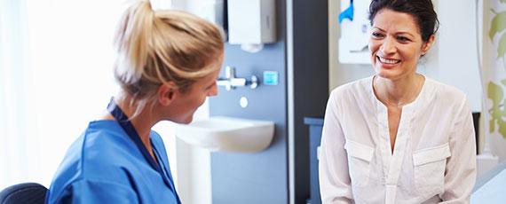 Screening, Diagnostik, Dokumentation und Nachsorge
