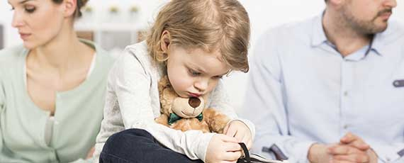 Schwerpunkt B5 Psychologische Begutachtung im Familienrecht bei Trennung und Scheidung - Einführung
