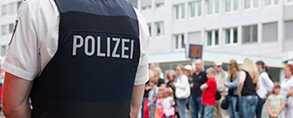 Polizeilich relevante Gefährdungssituationen