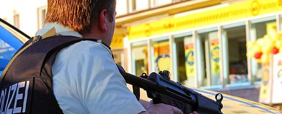 Krisensituationen und Ausbildung von Spezialeinheiten