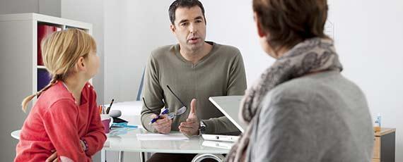 Gesprächsführung in der Schulpsychologie