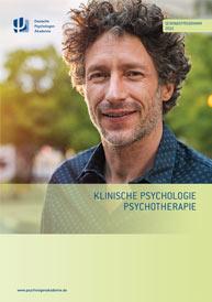 Klinische Psychologie/Psychotherapie